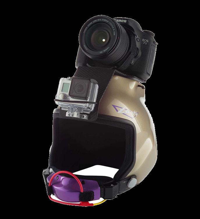 TonFly Skydiving helmet